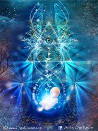 spiritual köldök