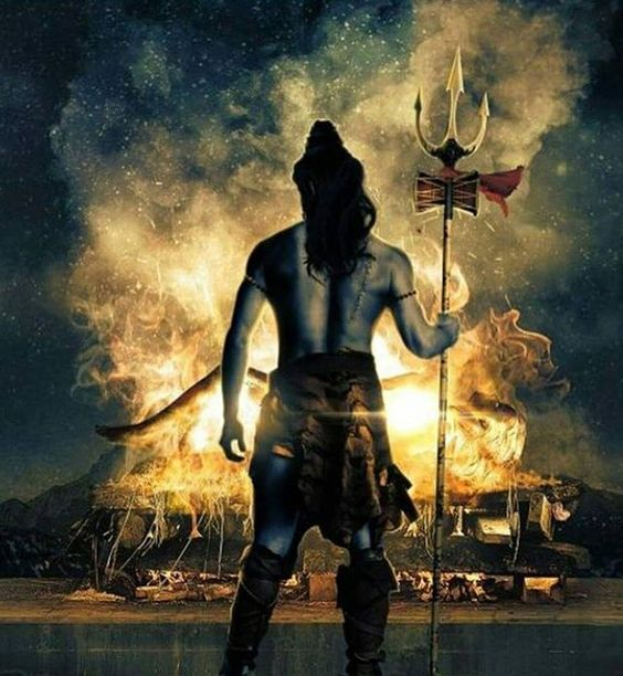 Shiva transzfigurál